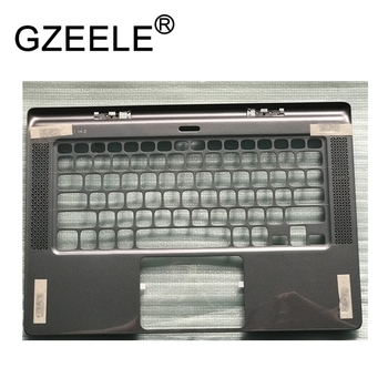 GZEELE new Palmrest topcase for DELL XPS 14Z L412z L421X US layout Keyboard bezel Upper cover without Touchpad top case silver