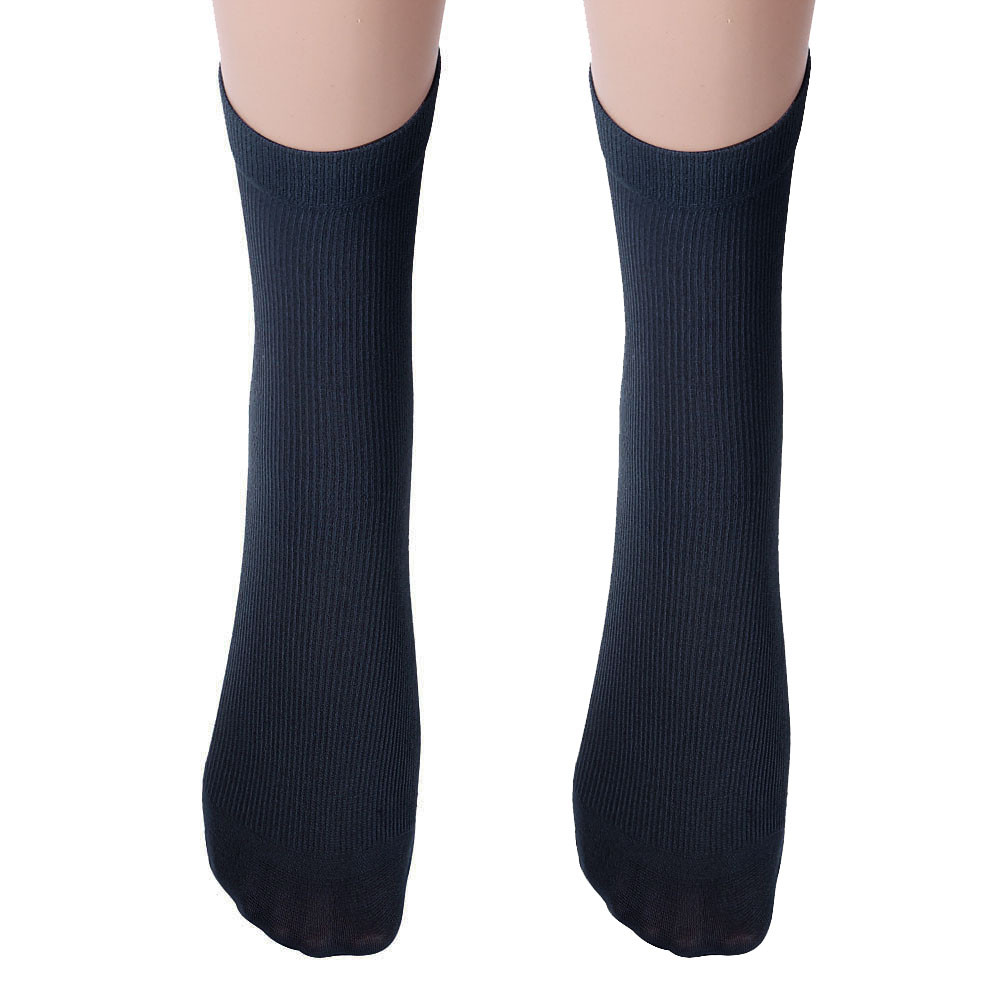 Men's Socks Plain Classic Socks Men Summer Breathable Thin Socks Men Cotton Socks Warm Winter Short Calcetines Hombre Size Z0225