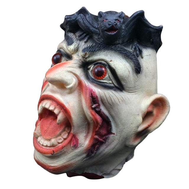 halloween props bloody horror foul spoof head scarring face ghosts wholesale prices 20