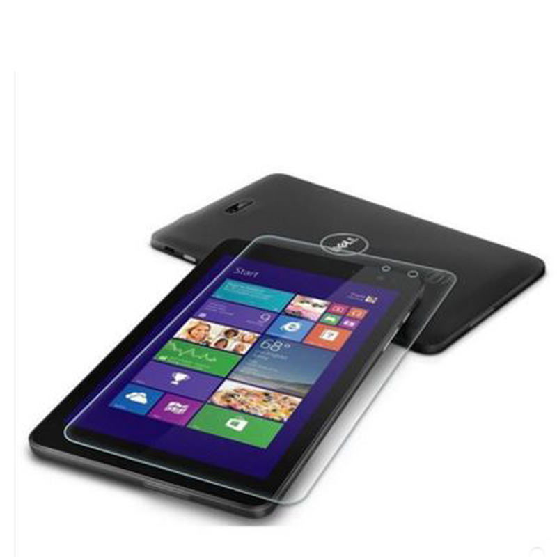 Para Dell Venue Pro 8 3845 Venue8 Win8 8 polegadas Resistir o impacto da queda do zero, nano TPU tela película protetora à prova de explosão-