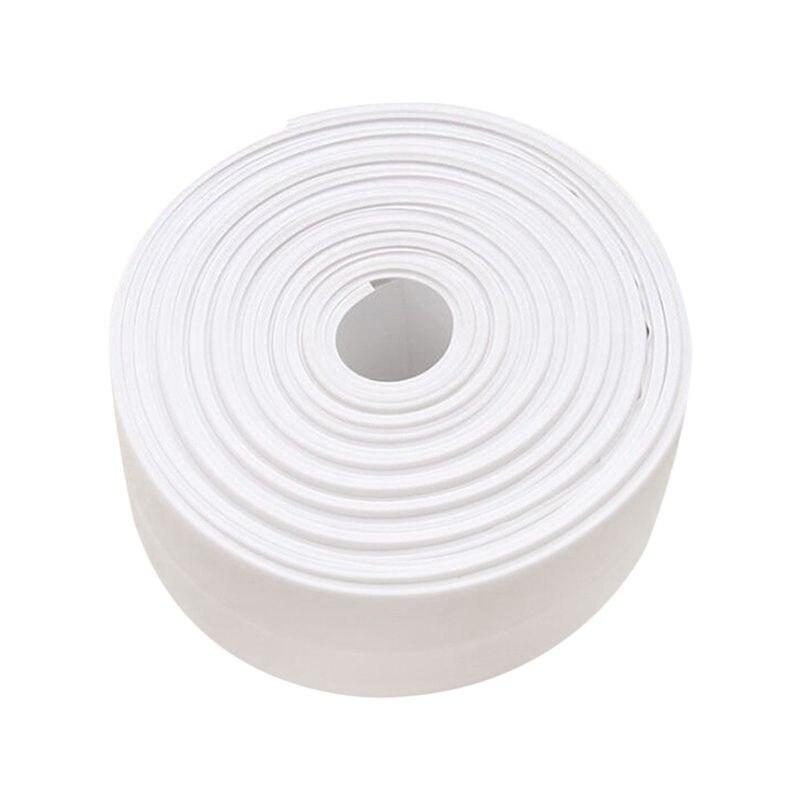 Caulk Strip, Bathroom Caulk Strips, Self Adhesive Tub Caulk Strip Wall Sealing Tape Caulk Sealer, 1-1/2 inch x 10.5 FT