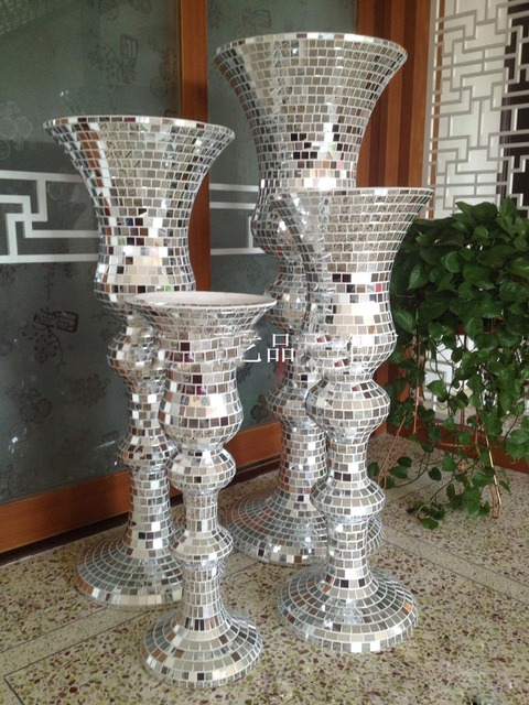 large size floor vase wedding centerpieces very tall of 120cm -in ...
