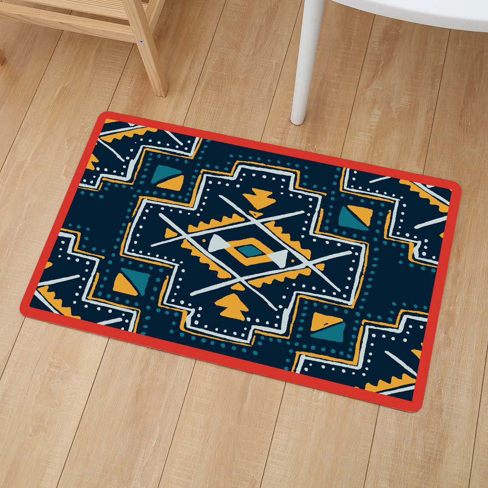 Creative Entrance Mats Non slip Door Mat Carpet Outdoor Welcome Pad Soft Rug Doormat Indoor Bathroom Kitchen Carpet Floor Mat-in Mat from Home & Garden
