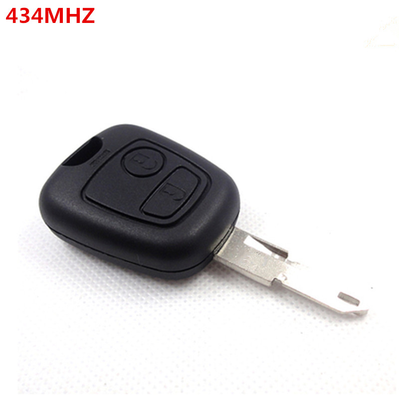 5pcs lot for brand new 2button transponder remote key for. Black Bedroom Furniture Sets. Home Design Ideas