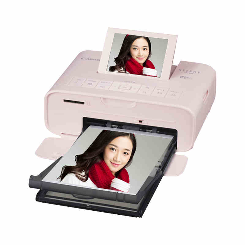 CP1300 photo printer Multiple ways to connect to print CP1200 upgrade Portable color photo printer English