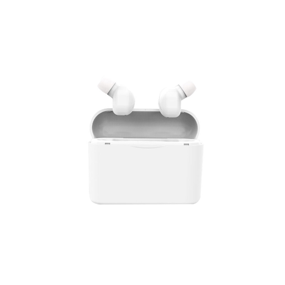 Adjustable Wireless Multifunction Stable Calling Home Mini Portable Lightweight Bluetooth Earphone Stereo With Charging Bin