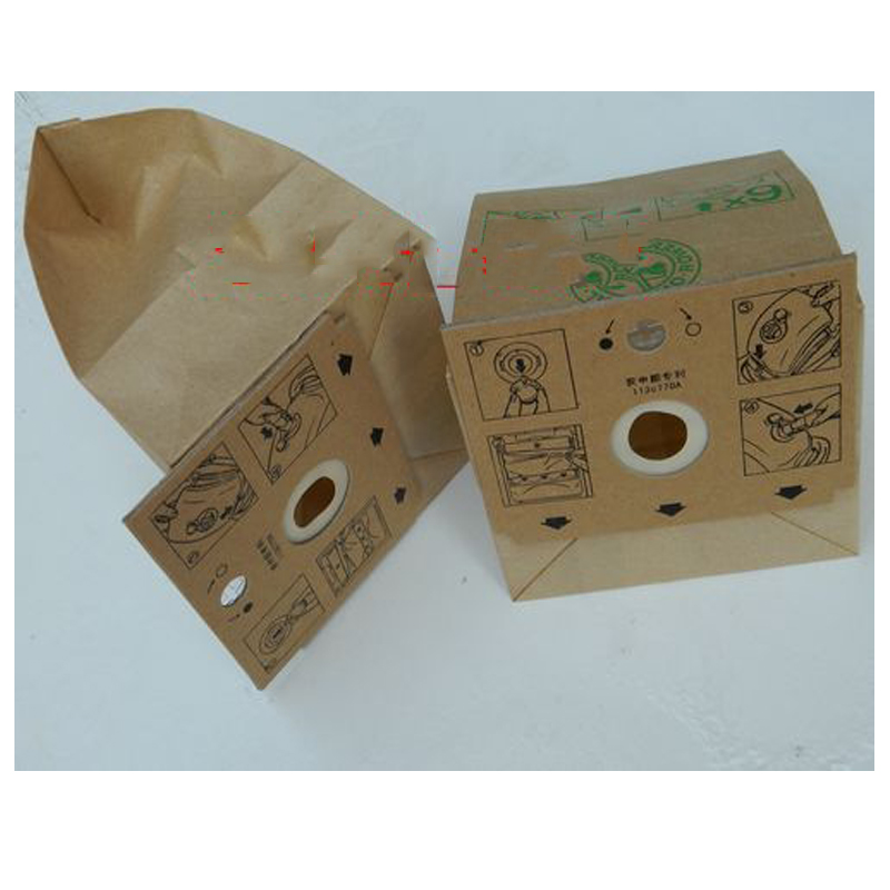 paper dust bag cleaner filter bag fit For Ufixt  Rowenta ZR745  RS068  RS007  RS005  RS035  RS063