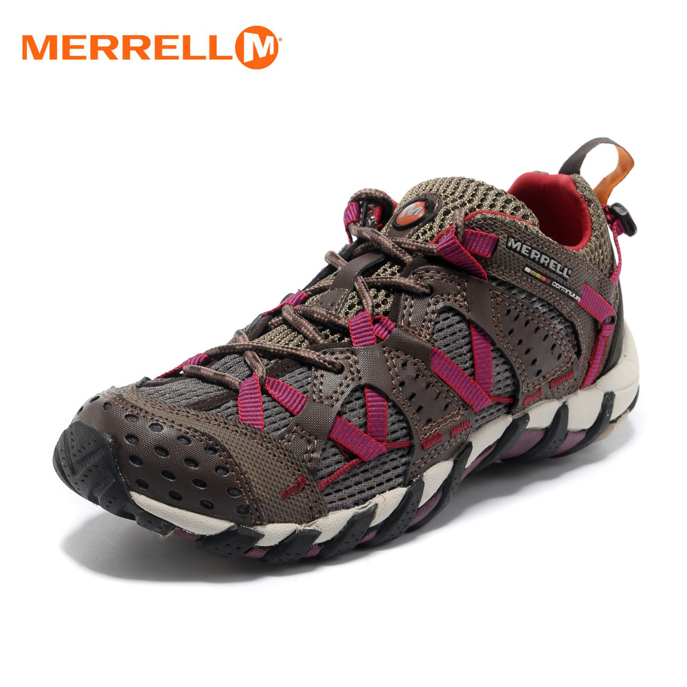 Clic Merrell Original Light Women Camping Outdoor Sport Hiking Shoes For Breathable Mountain Climbing Beach Sneakers In From Sports