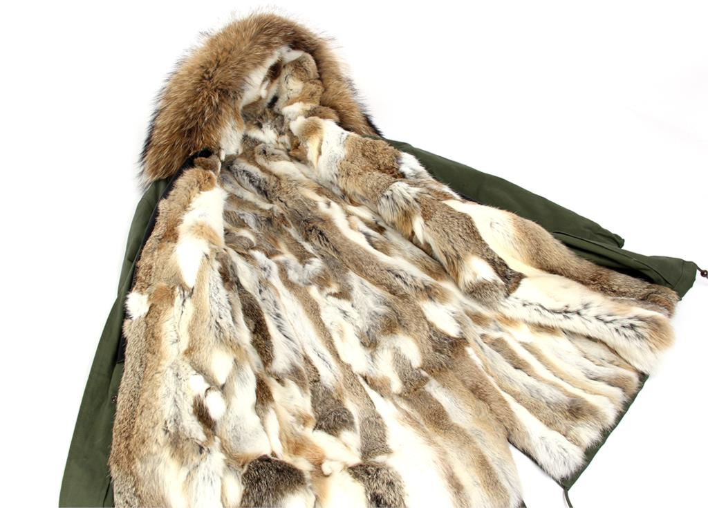 army Women fur natural 21