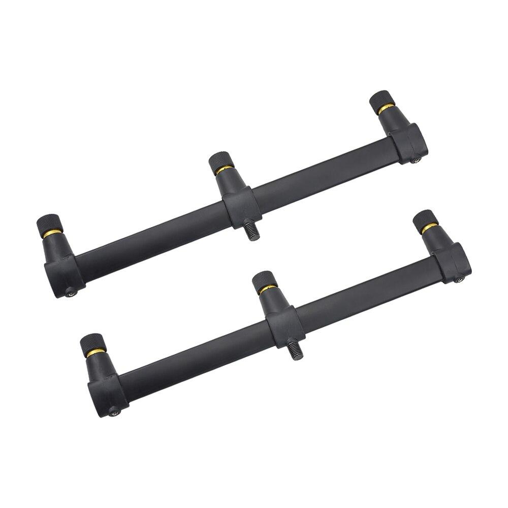 para 3 varas de pesca apoio bankstick barra zumbido aluminio 05
