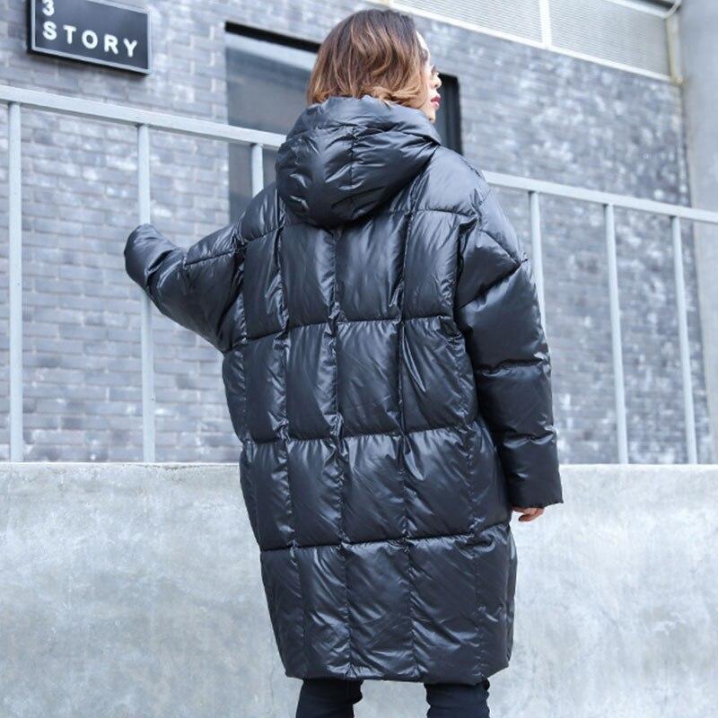 Chaud À Mode Femmes Qualité Dames Collection De D'hiver Automne Parka Le Veste 2019 Haute Capuchon Longue Vers Bas Manteau 151 Black XPZiwOkuT