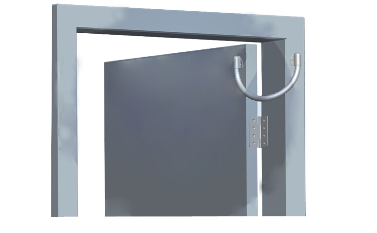 Door Access Control Armored Cable Loop Wire Protector