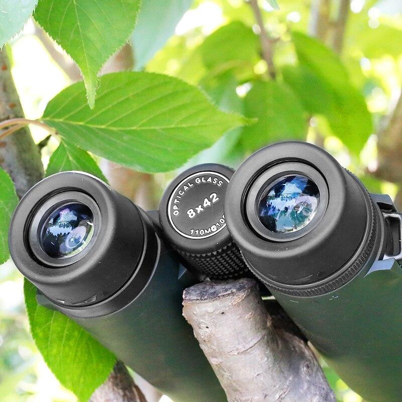 OLiVON American lion series 10X42 or 8X42 binoculars HD adult or child professional binocular telescope