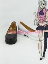 «Семь смертных грехов» Nanatsu no Taizai, Элизабет лионы, обувь для косплея, сапоги на заказ для Хэллоуина, Рождества