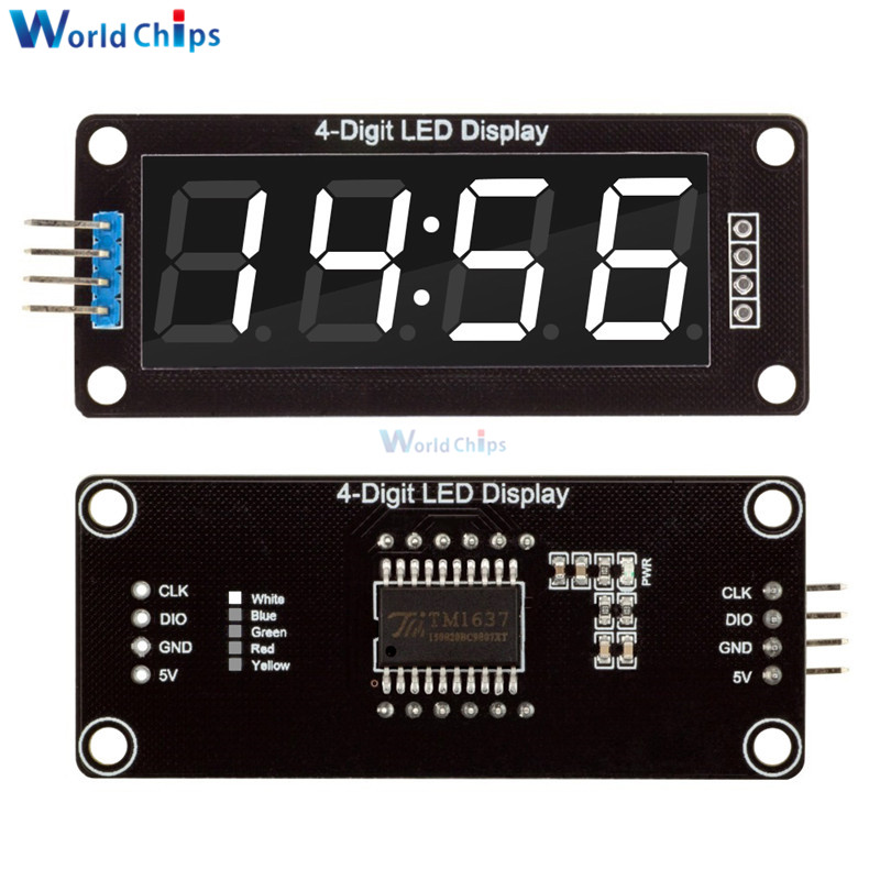 4-digit-led-056-display-tube-decimal-7-segments-tm1637-clock-double-dots-module-056-inch-white-display-for-font-b-arduino-b-font