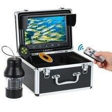 Это профессиональный Водонепроницаемый 18 светодиодов 360 градусов вращающийся Камера Рыболокаторы с сенсорным Пуговицы 9 дюймов Большой Цвет Экран
