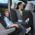 Защита задней крышки сиденья автомобиля Kick защитный коврик анти шаговый грязный для ребенка новый
