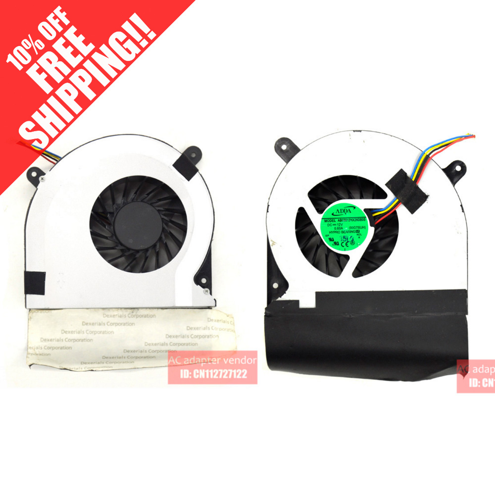 все цены на FOR Asus G750 G750JH video card fan AB08812HX26DB00 (00G750JH) онлайн
