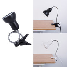 ZMJUJA New Led Book Lamp Mini Clip-On Flexible Bright LED book Lights Book Reading Light For Travel Bedroom Book Reader Gifts(China)