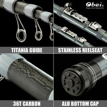 Carbon Float Bolo Teleskopowa Przenośna Podróż Ultra Lekka Bolognese Wędka Ul Tenkara Morze Słup Wędki Obei Wędkarskiego