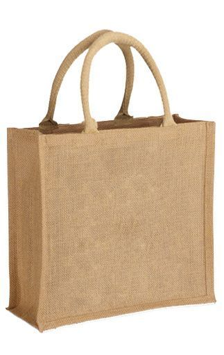 Oivefeet T001 100pcs Plain Jute Tote Bag Handle Ping Custom Size Logo Print Acceptable In Bags From Luggage On
