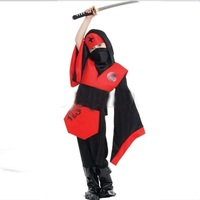 Children Watch Costumes The Mysterious Female Ninja Anime Halloween Costume Children Naruto Avengers Alliance