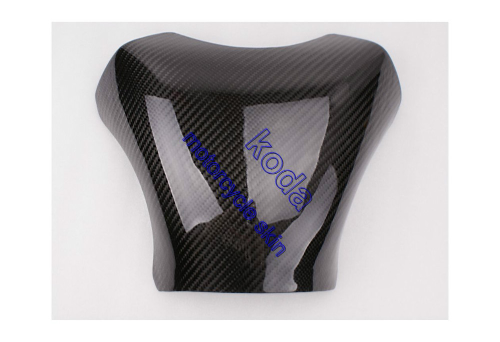 ФОТО Carbon Fiber Fuel Gas Tank Protector Pad Shield For  2003-2006 ZX6R 636
