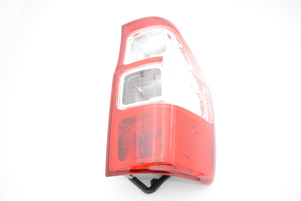 1Pcs LH Driver Side Car Styling Rear Light Lamp Tail Light Taillamp For Ford Ranger T6 2012-2014 1 pcs lh left side outer taillamp tail light rear lamp light for ford mondeo 2011 2012