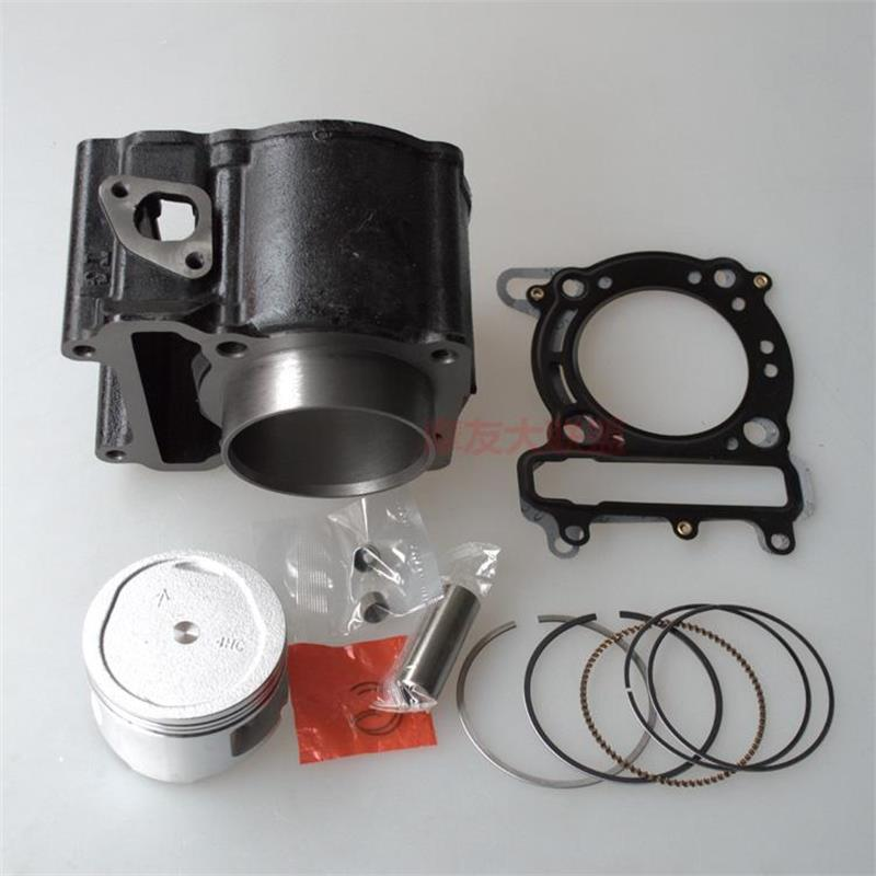 Motorcycle Cylinder Kit 250cc Engine for Yamaha Majesty YP250 YP 250 170mm VOG 257 260 Eco Power Aeolus GSMOON XY260T ATV high quality motorcycle cylinder kit for yamaha majesty yp250 yp 250 250cc engine spare parts page 7