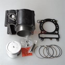 Motorrad Zylinder Kit 250cc Motor für Yamaha Majesty YP250 YP 250 170mm VOG 257 260 Eco Power Aeolus GSMOON XY260T ATV