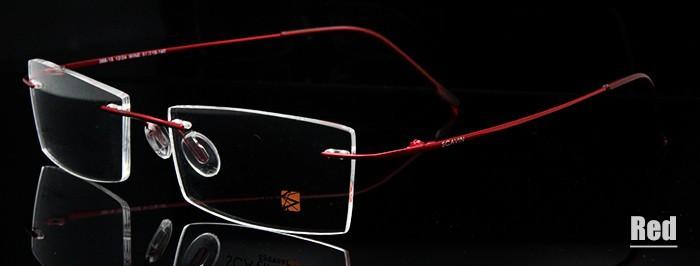 Titanium Eyeglasses Rimless (3)