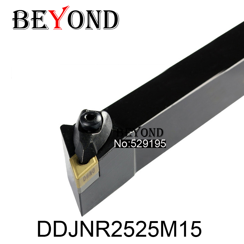 OYYU DDJNR DDJNL DDJNR2525M15 DDJNL2525M15 25mm External Turning Tool Holder And DNMG150404 CNC Boring Bar Lathe Cutter Tools