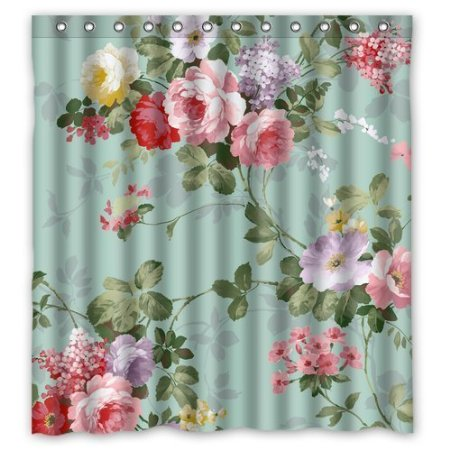 Online Buy Wholesale green fabric shower curtain from China green ...