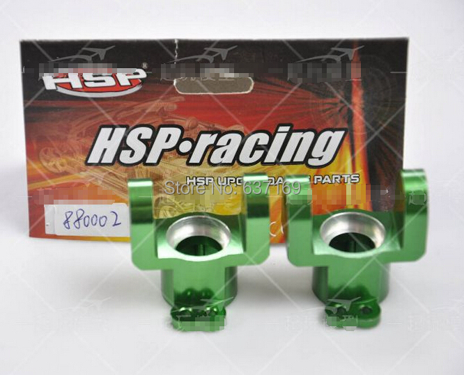 880002 Aluminum Caster Mount 1 8 Scale For HSP Himoto RC Car Spare Part