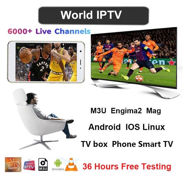 IPTV Thuê Bao Thụy Điển ANH Hà Lan Ba Lan Tây Ban Nha Ý Thể Thao Pháp IPTV Mã M3U Enigma2 cho Android box Mag Smart TIVI MÁY TÍNH