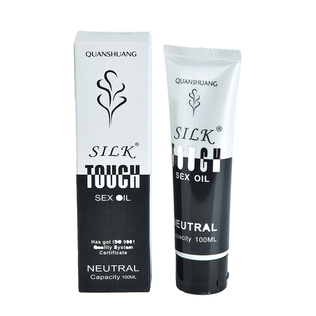 100g Silk Touch Anal Analgesic Sex Lubricant Water Base Pain Relief Anti-pain Gel Anal Lubrication of Sex Oil for Adults