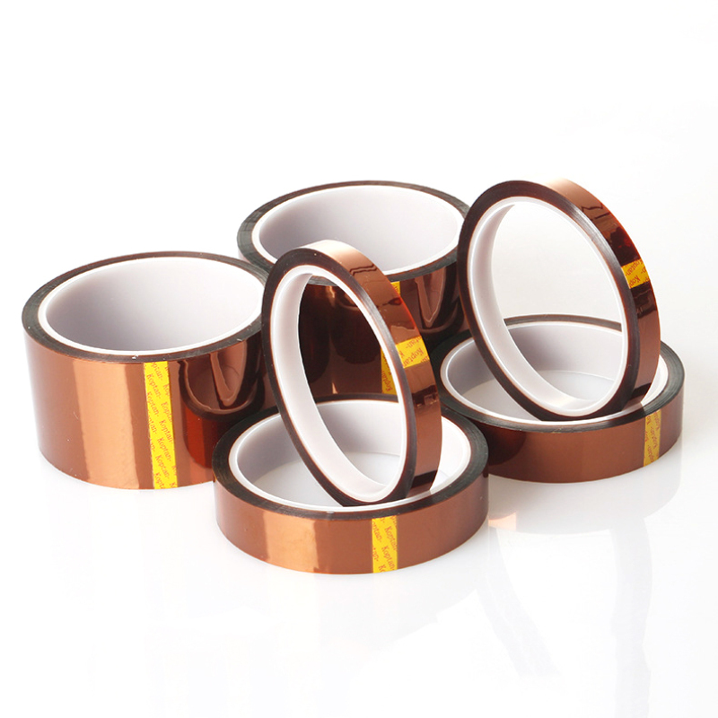 Thermal Insulation Tape Insulation Polyimide Adhesive Tape Panel Protector 3D High Temperature Heat Insulation Tape