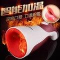 Marca Nueva Mizz Zee Marca Sensor de Presión de Aire de Control de 72 Velocidades Masturbator Masculino Sex Machine, Productos del sexo, Juguetes sexuales