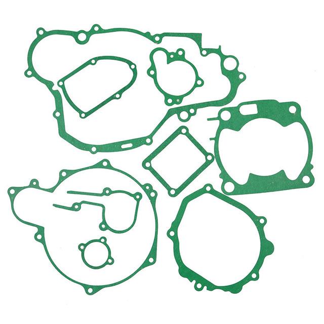 Para yamaha yz250 yz 250 1997 moto motores de cilindro kit de junta de cárter cubre