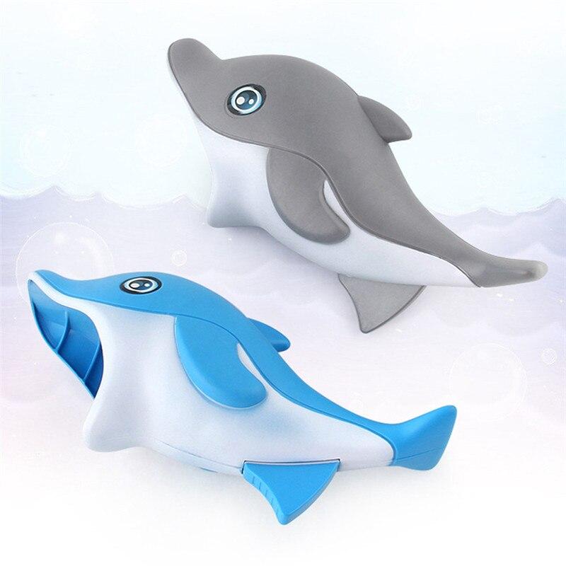 Забавный Спорт на открытом воздухе мультфильм отжимание прикладом мяч животное акула launch Ball игрушка ребенок держать launch Ball Toys