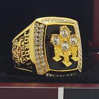 1996 Chicago Bulls National Basketball Championship Ring 10 Size US Alloy Version Nice Detail
