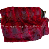 CX D 36A Rabbit Fur Blanket Floor Real Fur Rug Bedrooms Blankets For Beds Bed Home Rugs and Carpets