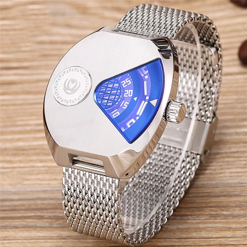 Здесь продается  Watch Men The Best Luxury Brand Quartz Wrist Watch Male Outdoor Sport Clock Stainless Steel Montre Relogio Masuculino  Часы