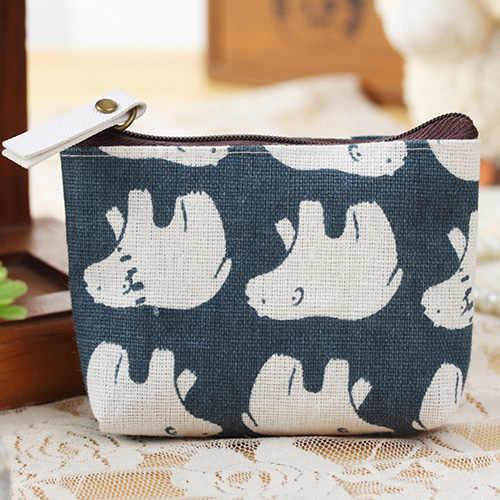 2020 doces saco de presente impresso senhoras bonito pequeno bolsa com zíper caixa carteira saco de moeda mini carteira frete grátis