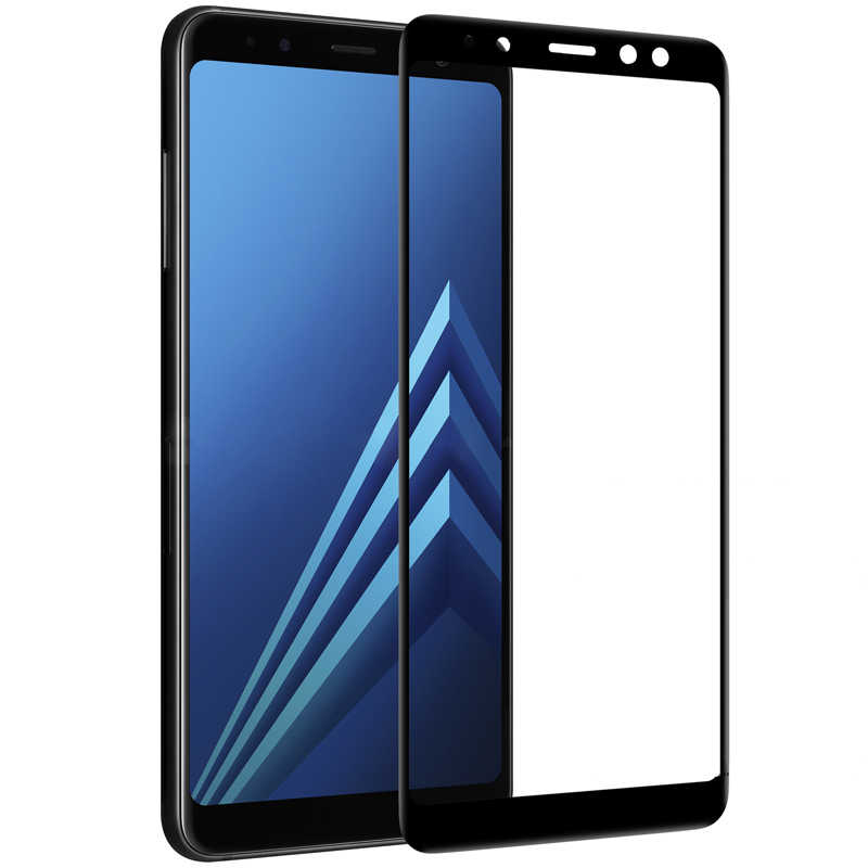 For Samsung Galaxy A8 Plus A8 2018 Tempered Glass 3D Curved Full Screen Protecter Film For Galaxy A8 A8 Plus Protective Film