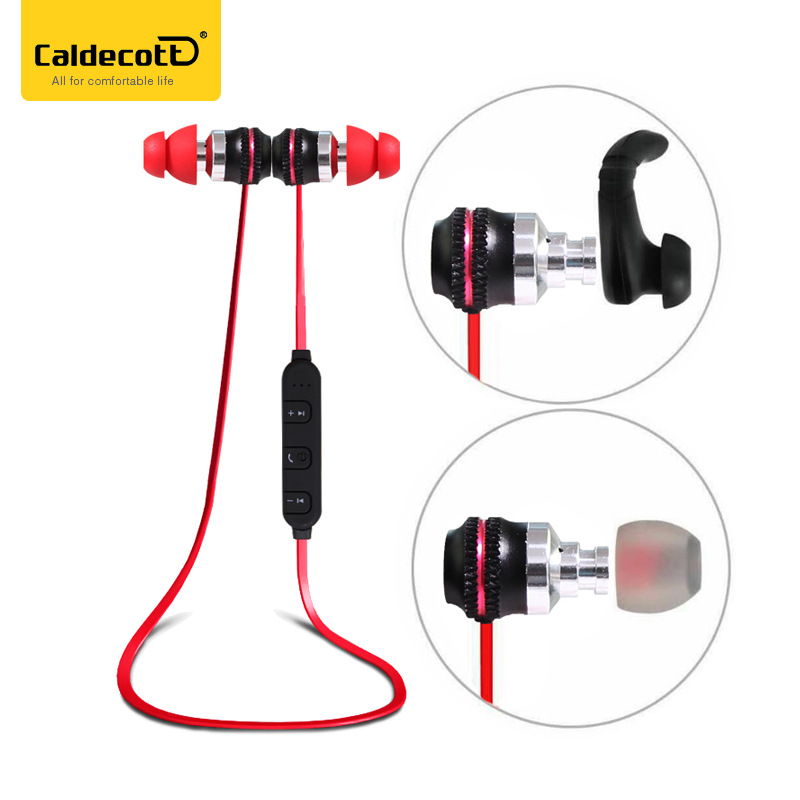 Wireless Mini Bluetooth Earphones with In-ear Magnetic Earbuds Dual Stereo Bass Earphones with Mic Sports Running Headsets 195hb wireless bluetooth mini headphones super bass headsets stereo sports over ear hifi earphones earbuds with mic for remax