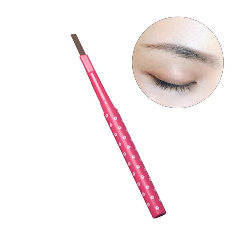 Hot Best Deal Beautiful Women Waterproof Eyebrow Pencil Liner Eye