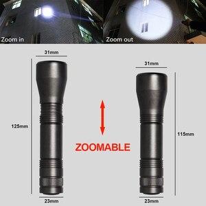 Image 4 - كشاف ضوئي LED يعمل بالأشعة فوق البنفسجية مكون من 5 أوضاع مع خاصية التكبير مصباح أسود صغير يعمل بالأشعة فوق البنفسجية كاشف بقع البول للحيوانات الأليفة كاشف بقع العقرب