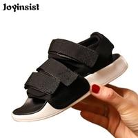 2019 Summer Children's Sandals Girls Sandals Boys Toe Non slip parental Shoes Sport Summer Shoes