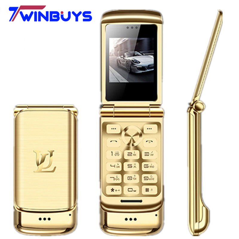 2018 Smalllest Flip Cellphone Ulcool V9 1.54nch tiny Screen Bluetooth FM Radio Anti lost Super Mini Mobile Phone PK V36 V66(Hong Kong,China)
